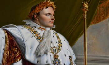 Napoleona slepenās attiecības: imperators un 'Moët'