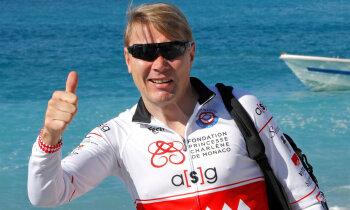 F-1 čempions Hakinens piedalīties 'Race of Champions' uz Baltijas jūras ledus