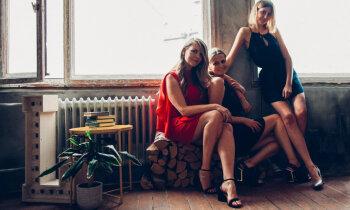 Trīs sievietes, viens bizness un desmitiem unikālu drēbju: māsu Muciņu stāsts