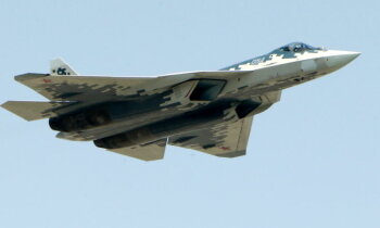 Krievija cieš sakāvi ASV un Ķīnai piektās paaudzes iznīcinātāja izstrādē