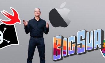 Jaudīga (r)evolūcija – 'Apple' atsakās no 'Intel' procesoriem datoros