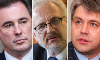 Parlaments trešdien izraudzīsies Latvijas prezidentu