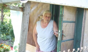 Reportāža: Ziņas par Lucavsalas mazdārziņu pārdošanu liek meklēt sirdszāles