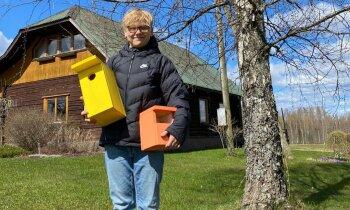 No slaimiem līdz putnu būrīšiem: Ričards Prūsis uzņēmēja zābakos kopš 8 gadu vecuma