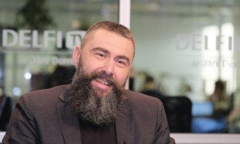 Режиссер Виестурс Кайришс на Delfi TV: