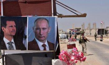 Kaujā pie Deir ez Zoras kritušo algotņu ķermeņi Krievijā nogādāti tikai pēc Putina pārvēlēšanas