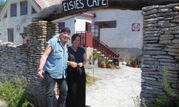 Tomasa izlolotais 'Kutens Bensin' – vieta Gotlandē, kur sapnis par rokenrolu kļuvis taustāms