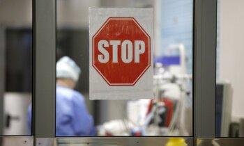 Рижская Восточная больница: о сортировке больных речи пока не идет