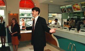 Burgeru vēsture Latvijā: kā 'McDonald's' ietekmējis mūsu ēšanas paradumus