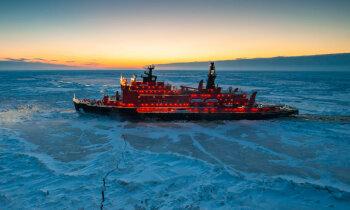Peldošas atomelektrostacijas un metāla milži – kā darbojas ledlauži