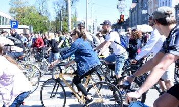 Edgars Bāliņš: Nedēļas loms sociālajos tīklos – visi ienīst velosipēdistus