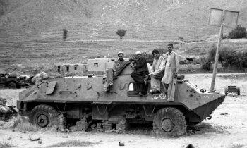 Soli pa solim: Kā PSRS gribēja pakļaut Afganistānu