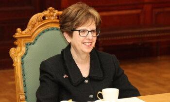 Посол США: Латвия сама строит свою политику, Америка на нее не давит