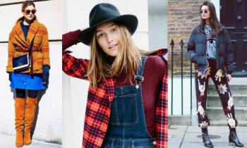 Februāra modes salikumi - 25 stilīgas idejas, gaidot pavasari