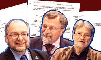 'Maisi vaļā': Ekskluzīvas liecības par čekas iefiltrēšanos Latvijas politikas atdzimšanā