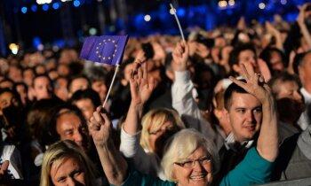 Horvātija oficiāli kļūst par jaunāko Eiropas Savienības dalībvalsti
