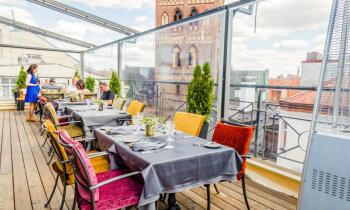Открытие сезона: рижские рестораны и кафе с летними террасами