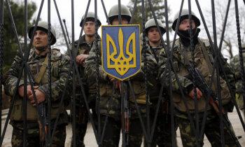 Krimas okupācija: 'Ukrainas karavīrs nebija gatavs šaut uz krievu'