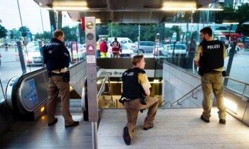 Apšaudē Minhenē deviņi bojāgājušie; policija uzsver – notikušais ir terorakts. Teksta tiešraides arhīvs