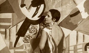 Зеленая ворона. Александра Бельцова: единственная русская в Национальном художественном музее — кто она?