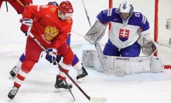Pasaules hokeja čempionāts: 14. maija pēcpusdienas spēļu apskats