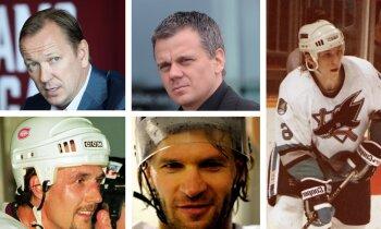 Latvijas hokejistu vēsturiskā NHL rekorda sagādātā pēctecība