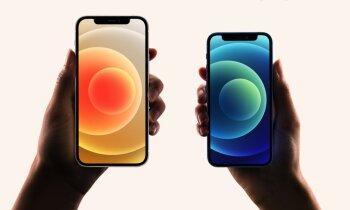 'Apple' piesaka četrus dažādus 'iPhone 12' ar 5G