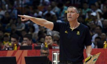 Austrālijas latvietis Lēmanis uzrunāts darbam Latvijas basketbola izlasē