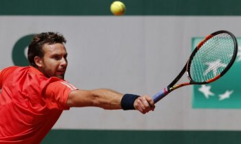 Gulbis 12. reizi pēc kārtas spēlēs 'French Open' pamatturnīrā