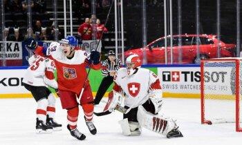 Pasaules hokeja čempionāts: 8. maija spēles. Teksta tiešraides arhīvs