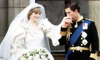 Laulība, kurai bija lemts krahs: Čārlza un Diānas traģiskais stāsts