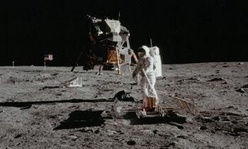 50 gadi kopš izkāpšanas uz Mēness: kad cilvēki tur atgriezīsies?