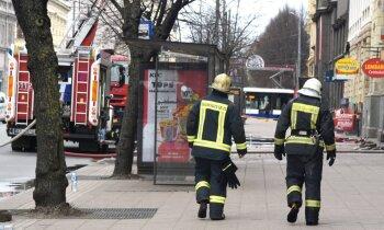 Шаг за шагом: 10 дней работы полиции после пожара в хостеле на Меркеля