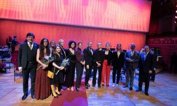 Foto: Pasniedz Ziemeļvalstu Padomes balvas kultūrā; Tūnberga nepieņem vides balvu