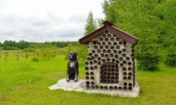 Neparastas skulptūru takas un parki, ko apskatīt tepat Latvijā