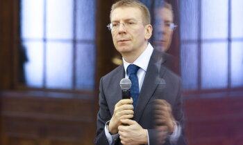 'Saskaņas' aģitācija Berlīnē: pasākums 'Lido' netika saskaņots, skaidro Rinkēvičs