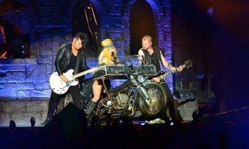 Koncerta apskats: Popkultūras kombains. Lady Gaga Rīgā