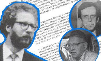 'Maisi vaļā': 'Karmen' ziņo, kā Levits ticies ar Grūtupu un Šubrovski Siguldā. Kurš bija aģents?