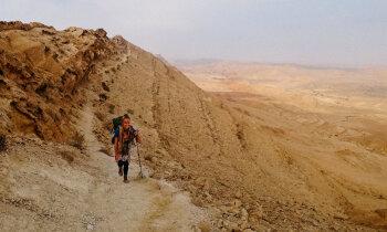 51 dienā pāri Izraēlai: pieredze un praktiski ieteikumi par iespaidīgo pārgājienu