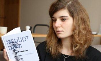 Pārpratums. Zēgners par jaunās dzejnieces Belševicas krājumu 'Medījot dzīvi'