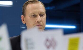 Gobzemu izslēdz no 'KPV LV'; viņš jau domā par savu partiju