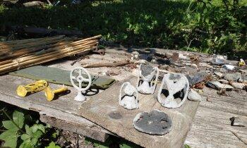 Nodedzināt māju mācību nolūkos: kā eksperimentālā arheoloģija ienāk Latvijā