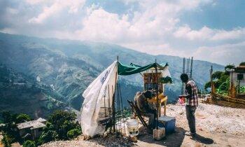'Delfi' Haiti: Viens vienīgs, nepārtraukts ārkārtas stāvoklis