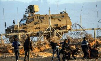 'Delfi' Izraēlā: 'Esam kā villa džungļos' jeb kāpēc drošība ir prioritāte