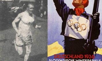 Latvijas sporta vēsture: Maratons, slēpošana un bizness