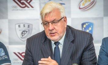 LOK Ētikas komisija nesaskata LRF prezidenta Pilenieka pārkāpumus