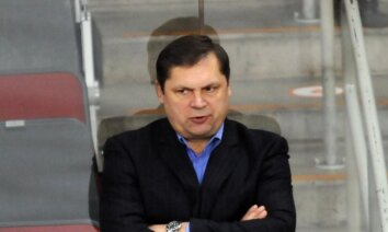 Beresņevs parakstījis līgumu par Latvijas hokeja valstsvienības trenēšanu