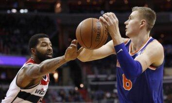 Sarūk Porziņģa iespējas iekļūt NBA Zvaigžņu spēles Austrumu komandas sākumsastāvā