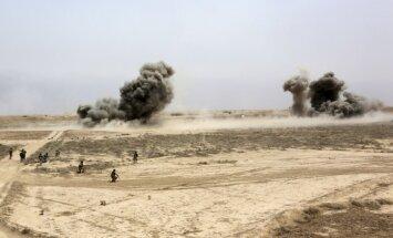 ASV paziņo par 10 000 džihādistu nogalināšanu