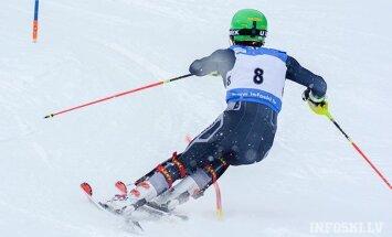 Latvijas kalnu slēpotājiem panākumi FIS sacensībās Norvēģijā